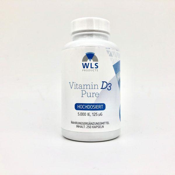 Vitamin D3 5000 IE Kapseln