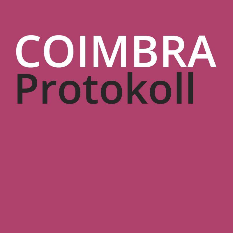Nahrungsergänzungsmittel im im Coimbra Protokoll