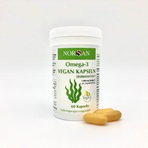Omega 3 Vegan Kapseln