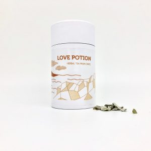 Kräutertee Love Potion