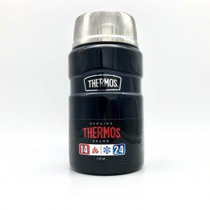 Thermos King blau