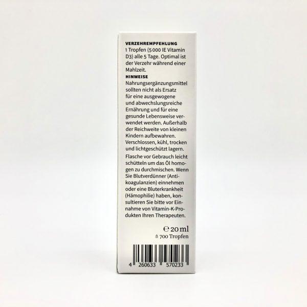 Lipo Vitamine Forte 5000 4