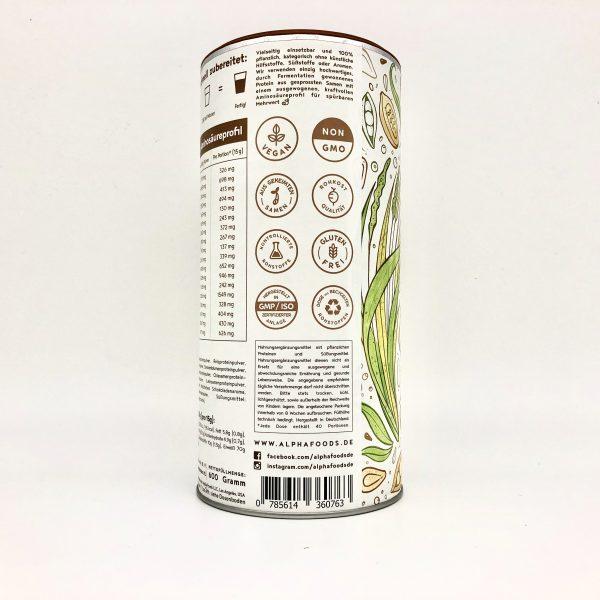 Vegan Protein Schokolade 3