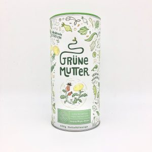 Grüne Mutter