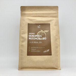 Wacker® Gekeimtes Nussmüsli Bio