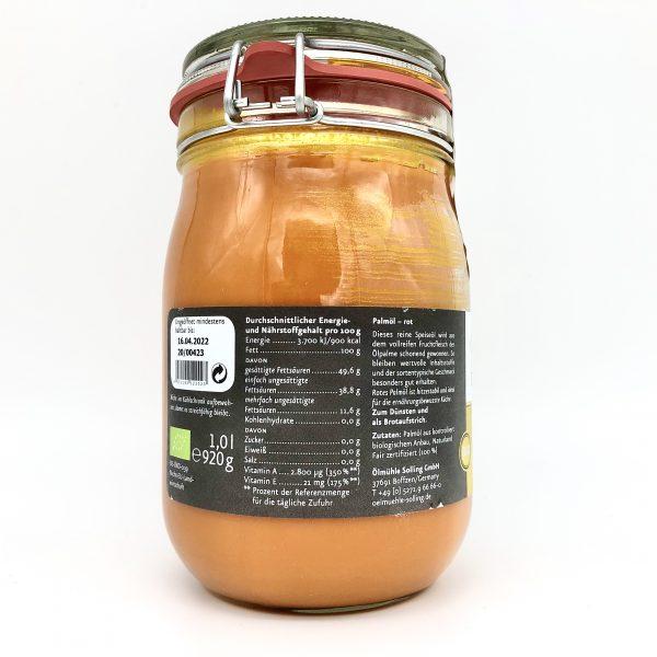 Bio Palmöl