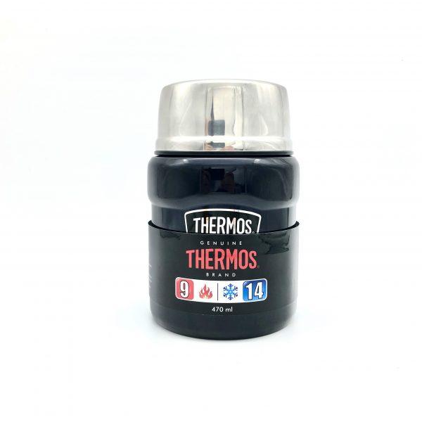 Thermos King klein blau