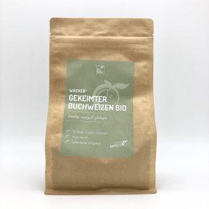Wacker® Gekeimter Buchweizen Bio