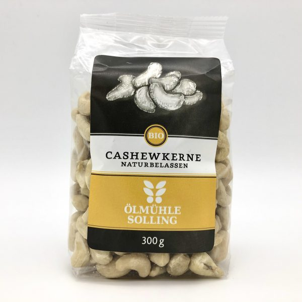 Bio Cashewkerne