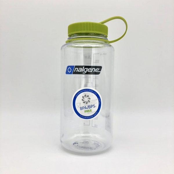 Nalgene Trinkflasche 1 Liter klar