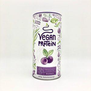 Vegan Protein Blaubeere