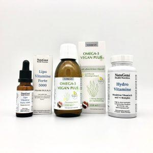 Kleines Immunsystem stärken Paket