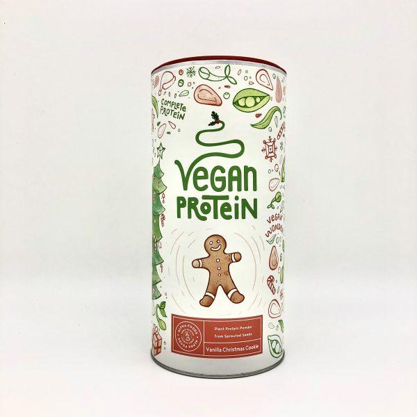 Vegan Protein Vanille Kipferl