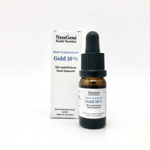 Hanf-Aromaextrakt Gold 10%