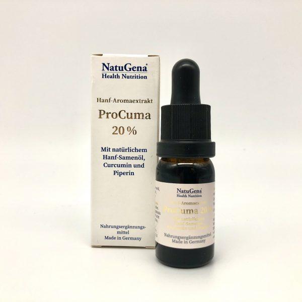 Hanf-Aromaextrakt ProCuma 20%