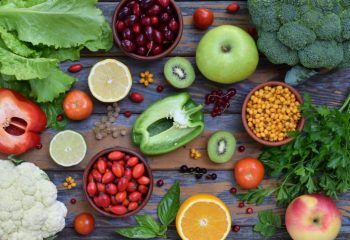 Vitamin C haltige Lebensmittel