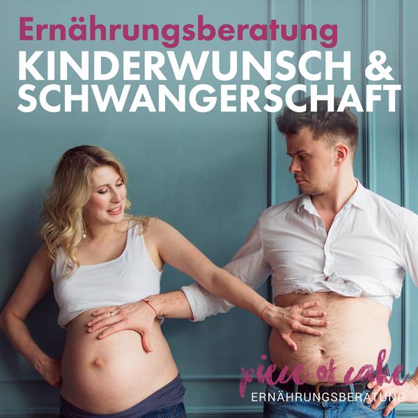 Ernährungsberatung bei Kinderwunsch und Schwangerschaft