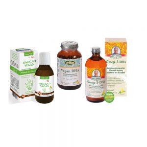 Omega 3 Präparate