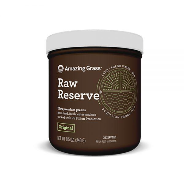 Raw Reserve
