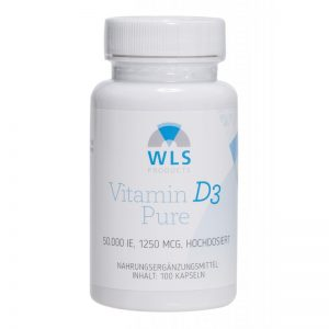 Vitamin D3 (hochdosiert) 50.000 IE