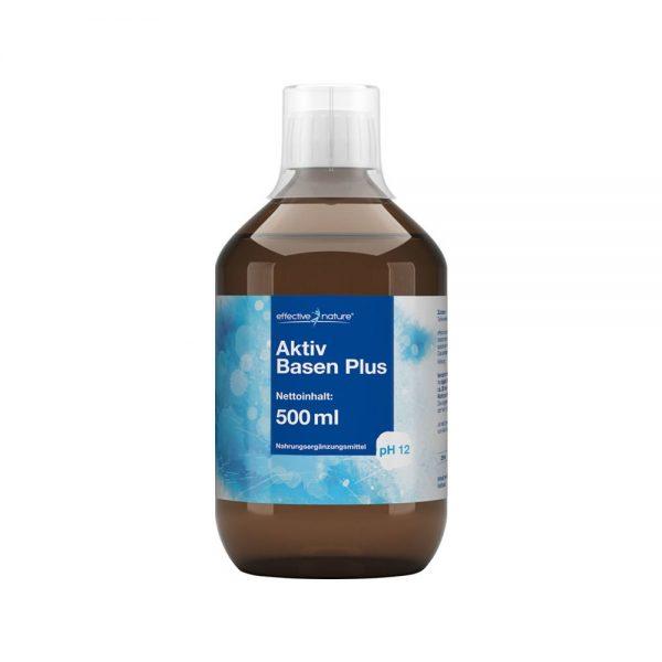 Aktiv Basen Plus 500ml Flasche