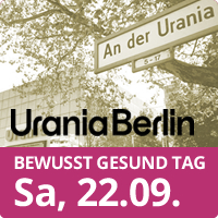 Urania - gesunde Ernährung - kostenfreie Ernährungsberatungen